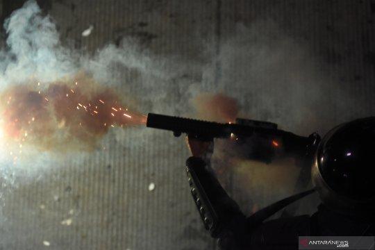Amnesty International soal polisi dan pengamanan kericuhan Mei
