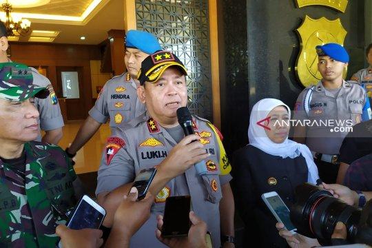 Polisi kantongi identitas pelaku pembakar Mapolsek Tambelangan