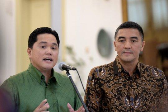 Indonesia jajaki kemungkinan selenggarakan balap Formula 1
