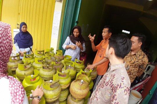 Pertamina jamin tidak ada kelangkaan elpiji di Batam, pasokan ditambah