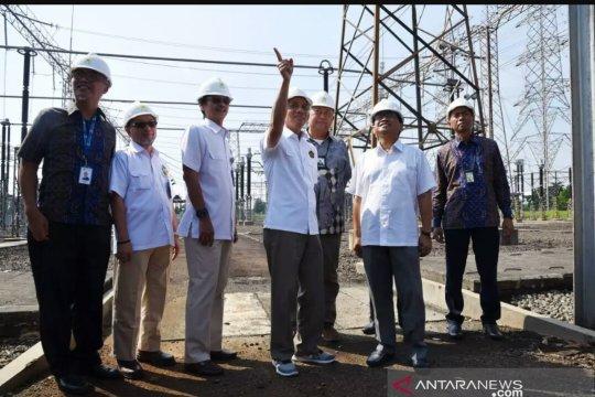 Wamen ESDM tinjau kesiapan pasokan listrik Idul Fitri 2019