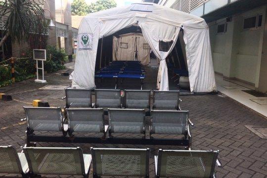 RSCM siagakan tenda darurat antisipasi lonjakan pasien IGD