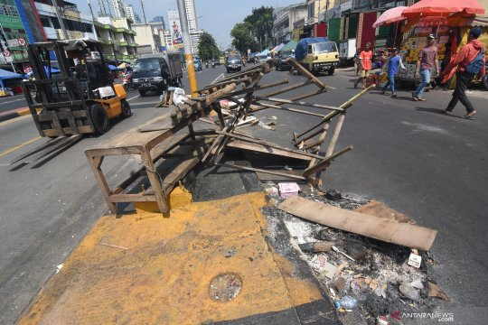 Polisi: Kabar warga Bukittinggi tewas dalam aksi 22 Mei belum pasti