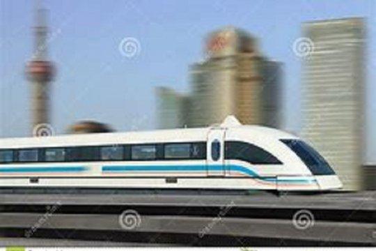 Maglev 600 km/jam China mulai masuki perakitan