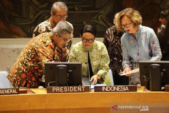 Indonesia prioritaskan Palestina jelang akhir keanggotaan DK-PBB