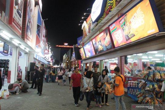 Hari ini, paket Lebaran MRT hingga Jakarta Fair