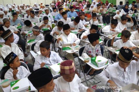 ACT Jateng-Maybank Syariah santuni 150 anak yatim