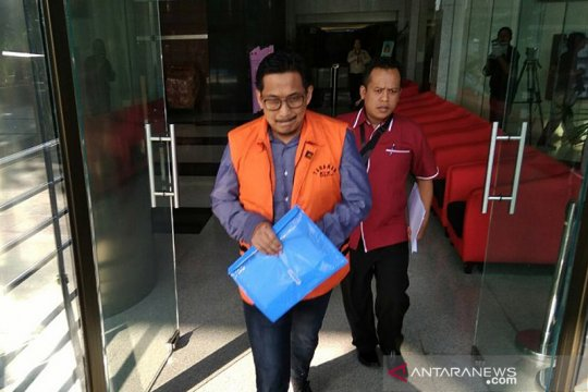 KPK sita Rp8,45 miliar terkait kasus Bowo Sidik