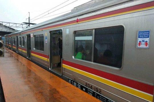 Lonjakan penumpang Stasiun Rangkasbitung diperkirakan H-7
