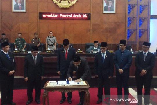 Pemerintah Aceh raih opini WTP dari BPK