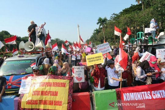 Gerakan Indonesia Damai desak semua pihak berekonsiliasi
