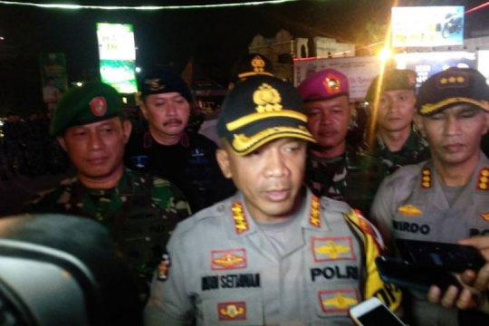 Polda  pastikan Lampung tidak terpengaruh demo di Jakarta