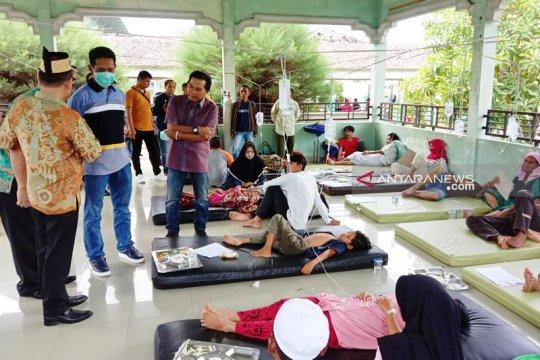 Puluhan warga Jembrana alami keracunan massal acara Porcam