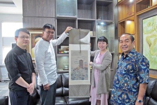 Unsyiah - CUG Wuhan jalin kerja sama pertukaran mahasiswa
