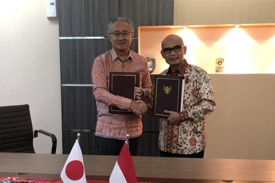 Jepang beri hibah rekonstruksi dan penanggulangan bencana Indonesia