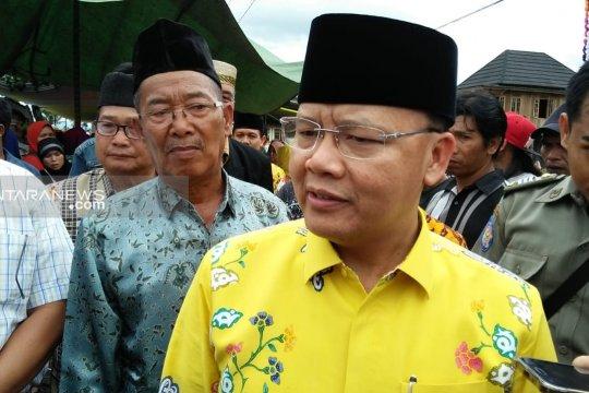 Gubernur Bengkulu: Perbaikan jalan terkendala lelang pekerjaan