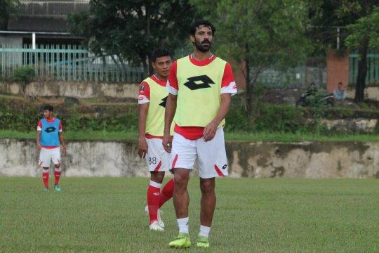 Semen Padang diperkuat tiga pemain asing hadapi PSS Sleman
