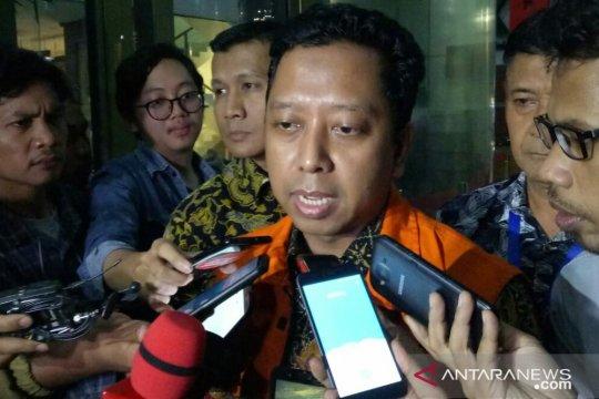 KPK periksa Romahurmuziy sebagai tersangka