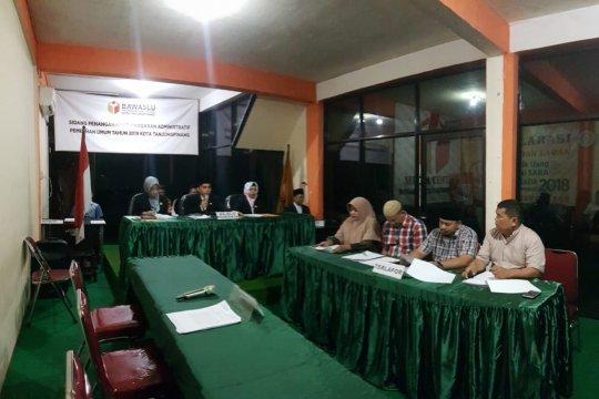 Bawaslu Tanjungpinang tolak gugatan administrasi Partai Garuda