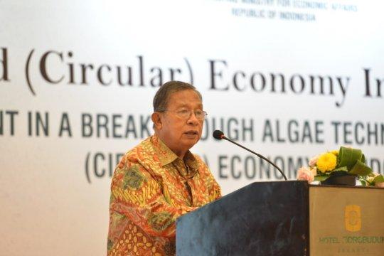 Menko Perekonomian dukung pengelolaan limbah industri sawit