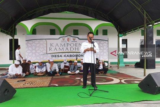 Baznas gelar Kampoeng Ramadhan di Sigi semangati korban pascabencana