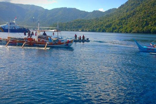 Kapal Pengawas KKP kembali tangkap pencuri ikan berbendera Filipina
