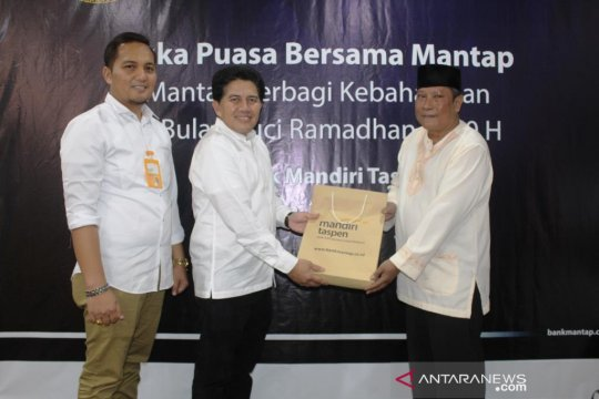 17.000 pensiunan PNS dapat bingkisan Ramadhan