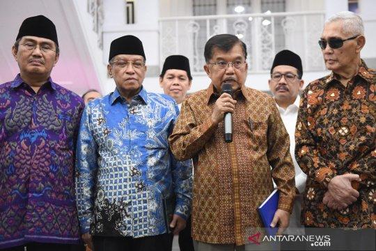 Dikabarkan bertemu Prabowo, JK akui telah bertemu banyak tokoh