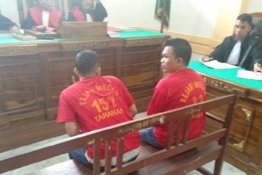 Anggota sindikat narkotika internasional dihukum 17 tahun