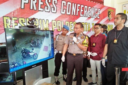 Polisi Tangerang pasang kamera CCTV titik rawan macet arus mudik