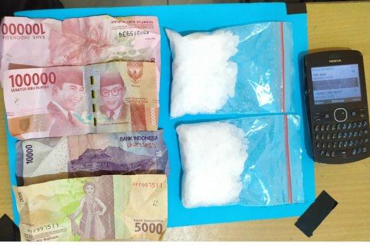 Polda Kalimantan Barat tangkap petugas LP Singkawang terkait narkoba