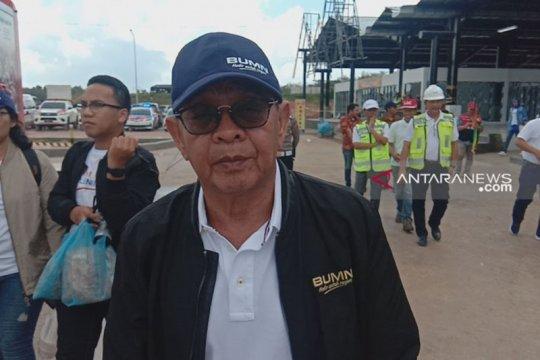 Dirut HK: JTTS lebih murah dibandingkan tol di Jawa