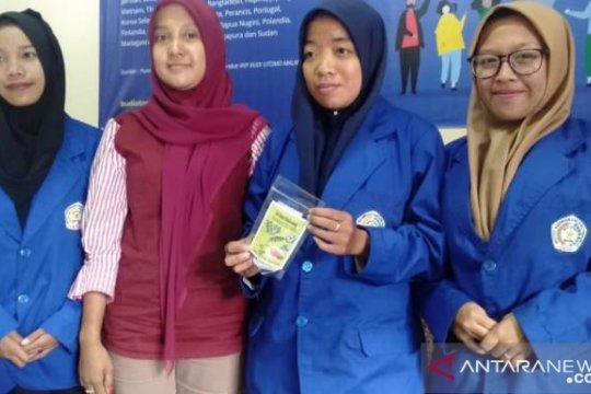 Mahasiswa IKIP Budi Utomo temukan teh pencegah kolesterol dan jantung