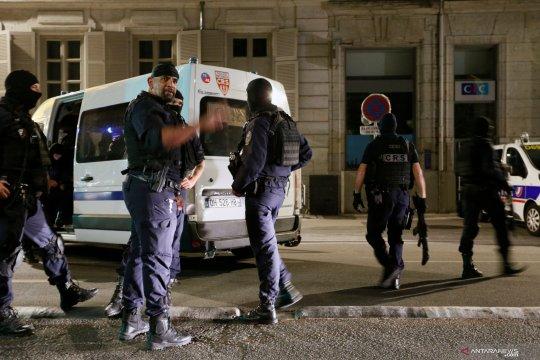 Polisi Prancis tangkap tersangka dalam ledakan bom Lyon pekan lalu