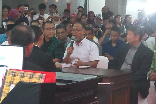 Kuasa hukum Prabowo-Sandi keluhkan penutupan ruas jalan