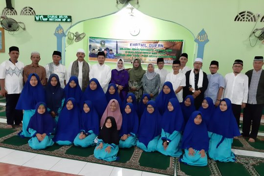 DPMD Dukcapil Kepri santuni anak-anak panti asuhan Muhammadiyah
