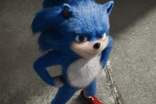 """Jadwal tayang """"Sonic The Hedgehog"""" mundur akibat desain ulang"""