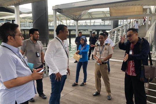 Satker Perhubungan pantau mudik di Johor Bahru
