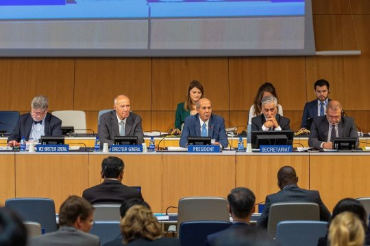 Kepemimpinan Indonesia diakui Organisasi Kekayaan Intelektual Dunia
