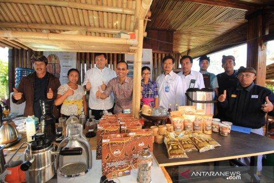Jamkrindo bantu pengembangan UMKM kopi Bali
