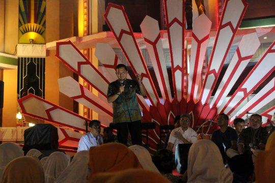 Pj Wali Kota Makassar motivasi 1.000 anak yatim