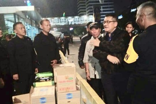 KBPP apresiasi kinerja Polri-TNI amankan Jakarta selama Pemilu 2019