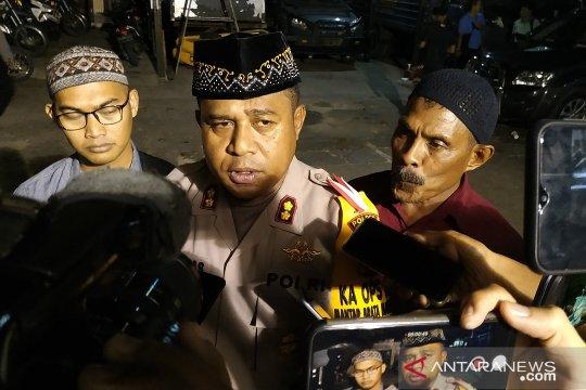 Polisi Jayapura akan bangun pos pengamanan Idul Fitri