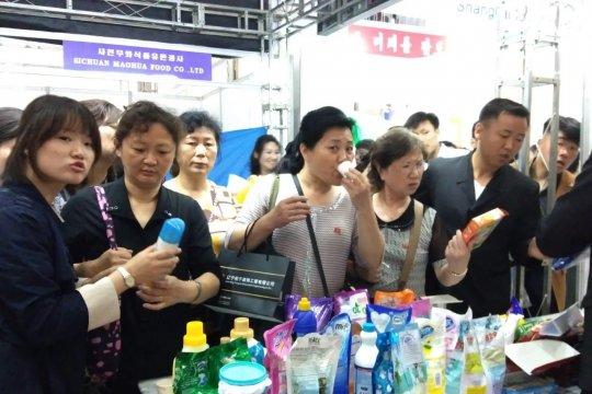 Pengunjung Pyongyang International Trade Fair gemari produk Indonesia