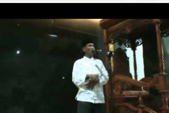 Dai: fokuskan ibadah 10 hari terakhir Ramadhan