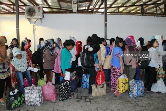 20 TKI di Sabah dideportasi ke Nunukan