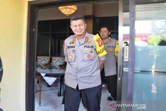 Kapolda belum bisa menjelaskan peristiwa penembakan Purwokerto