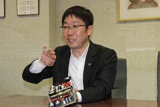 Toshiba kembangkan perangkat daya mobil listrik