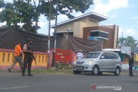 Tim Inafis Polda Jateng masih olah TKP di Mako Brimob Purwokerto