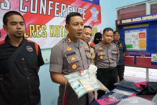 Polisi Tangerang ringkus pembobol boks sepeda motor